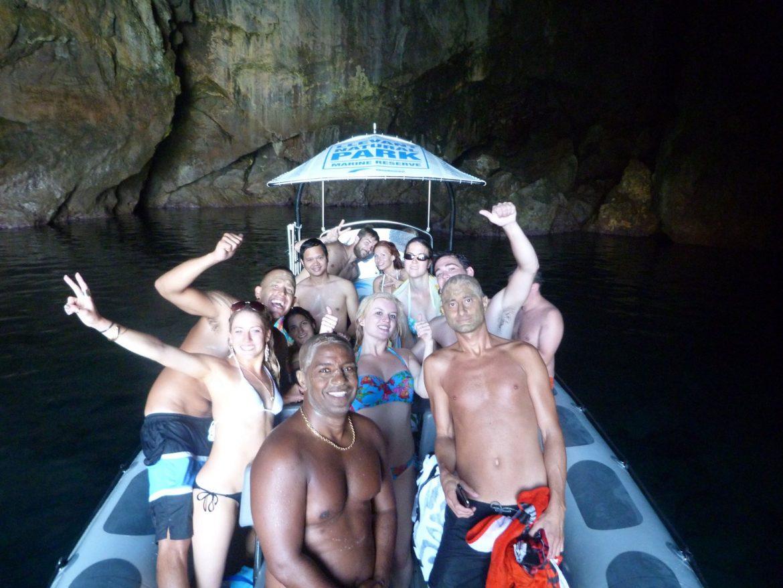 Big cave